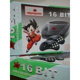 Consola Sega16 Bit Megakey Completa Con Juegos Nuevas Local