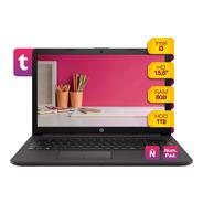 Notebook Hp Intel I3 10ma 8 Gb Ram 1tb Hdd Hdmi Win10