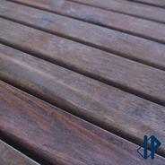 Baldosas Deck Nogal 600x600mm Indusparquet
