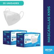 Dos Pack De Mascarillas Kn95 De 5 Capas, 10 Unidades