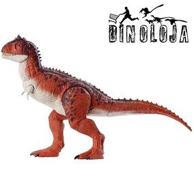Carnotauro Action Attack Jurassic World Mattel Dinossauro