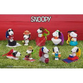 Snoopy Nueva Colección Mac Donals 2018