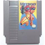 Juego Metroid Nes Nintendo Original Segunda Edicion