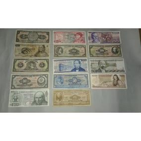 Billetes Mexicanos Antiguos, Dolares, Un Real