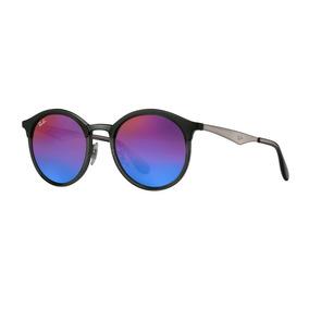 8ce1f56b5e529 Oculos Rayban Preto Redondo Original - Óculos De Sol no Mercado ...