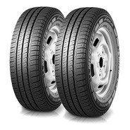 Kit X2 Neumáticos 205/75/16 Michelin Agilis + 113/111 R