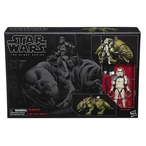 Dewback And Sandtrooper The Black Series Star Wars