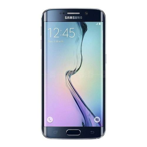 Samsung Galaxy S6 Edge 32 GB Preto-safira 3 GB RAM