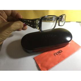 027b983997ea9 Oculos Grau Fendi Orchidea - Óculos, Usado no Mercado Livre Brasil