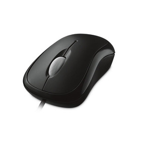 Mouse Basic Optical Preto Microsoft P58-00061