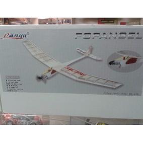 Lny1013002 Aero Planador Pop Angel 1054mm Elétrico Freehobby