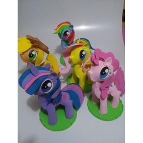 Centro De Mesa My Litter Pony, Fiestas Infantiles, Recuerdos