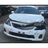 Solo Repuestos De Toyota Corolla Originales 2009-2013