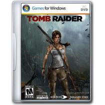 Tomb Raider 2013 Rise Of The - Frete Grátis - Promoção