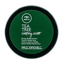 Pomada E Pasta Tea Tree Shaping Cream Unissex 85g Paul Mitch