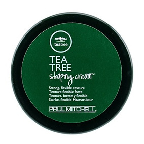 Pomada E Pasta Tea Tree Shaping Cream Unissex 85g Paul Mitch