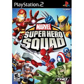 Marvel Super Hero Squad + Brinde Lego Batman Frete Grátis