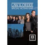 Serie La Ley Y El Orde U.v.e Completa
