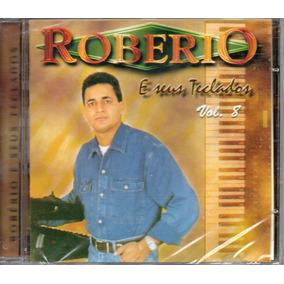 Cd Robério E Seus Teclados - Vol. 8