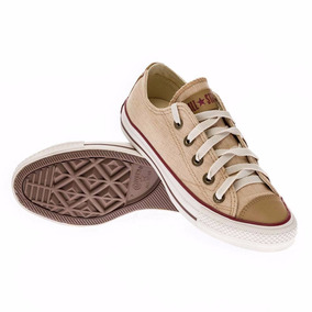 Converse All Star Lino Ox Natural Originales 157077c 35 A 45