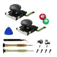 Analogico Control X2 Joy Con Destornillador Repuesto Stick Combo Destornillador Triwing Respuesto