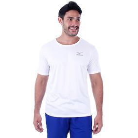 Camiseta Mizuno New Com Proteção Uv - Branco