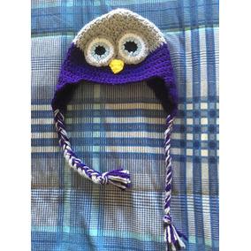 Gorro Infantil Tejido A Crochet