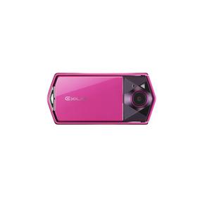 Casio Selfie Câmera Exilim Ex-tr70 11.1mp V-cor-de-rosa