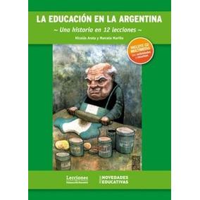 Educacion En La Argentina La Cd Arata, Mariño