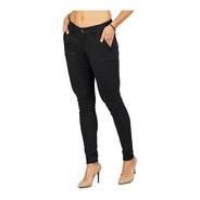 Pantalon Oggi Jeans De Gabardina Para Dama Chinos Skinny