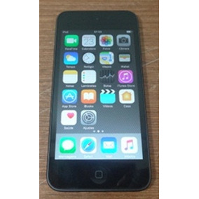Ipod Touch 6ta Geracao Mkh62lz/a 16gb Cinza Espacial
