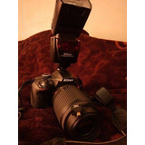 Kit Completo Cámara Nikon D3300