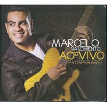 Cd Marcelo Nascimento - Prosperarei - Ao Vivo (original)
