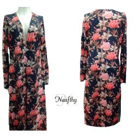 Kimono Tejido Mujer - Ropa y Accesorios Azul oscuro en Mercado Libre ... 0eddd91fb8f2