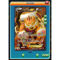 Pokemon Tcg Online - Full Art Landorus Ex Boundaries Crossed