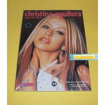 Christina Aguilera Revista Libro Espiritu Libre España 2000