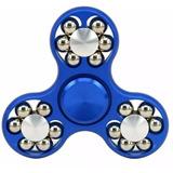 Fidget Hand Spinner Aluminio Colores - Envio Gratis