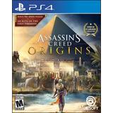 Assassins Creed Origins   Ps4   Físico   + Bonus Mision  