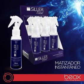 Beox Siller Fast Matizador Instantâneo - 90ml - Kit Com 6