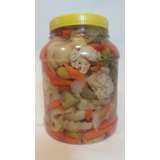 Pickles Mixtos Comunes En Vinagre 1 Kg