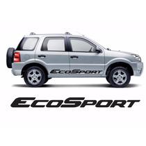 Adesivo Faixa Lateral Ecosport Ate 2013