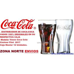 Vasos Coca Cola Contour Flint 2017 X 12 Unidades Zona Norte