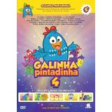 Galinha Pintadinha 4 - Dvd