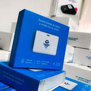 Mercado Pago Point Bluetooth - Lector De Tarjetas X 5 Unid