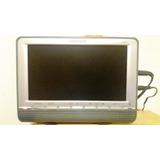 Tv Premium Pm740 Lcd Widescreen Cor 7 Controle Remoto
