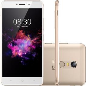 Celular Tp-link Neffos X1 Dourado Dual Android 6.0 16gb 4g