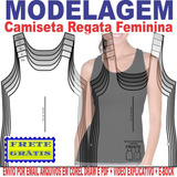 Molde De Camiseta Regata - Indústria Têxtil e Confecção no Mercado ... d1612868274