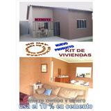 Kits Para Construir Casas,locales,posadas Y Mas Economico