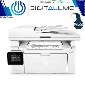 Oferta Impresora Multifuncional Hp M130fw Red Wifi