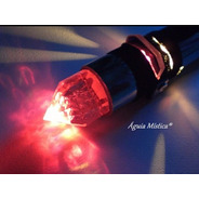 Bastão Atlante Cromoterapia Cristal Vogel Super Transparente
